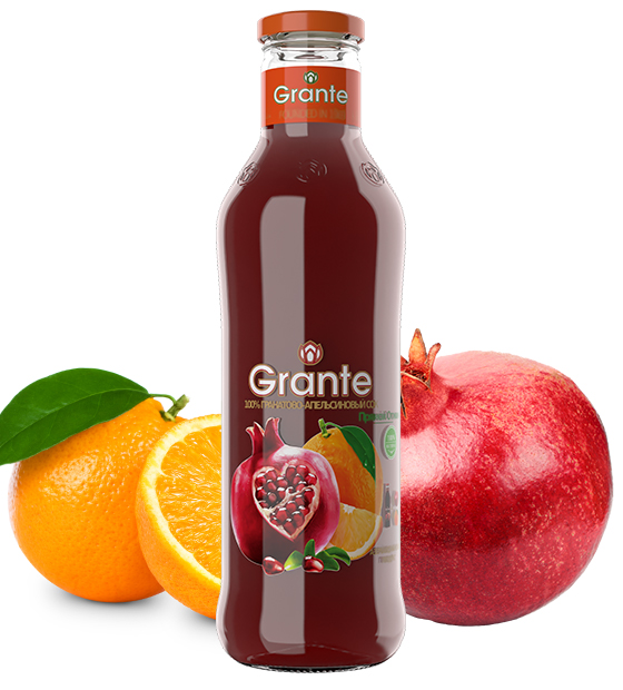 pomegranate orange grante 560-620