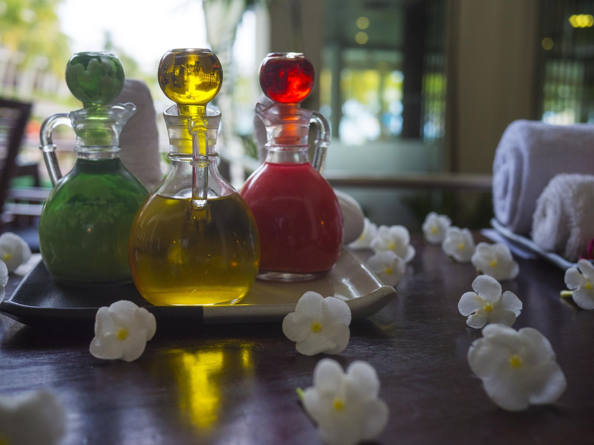 Illóolajok az aromaterápiában